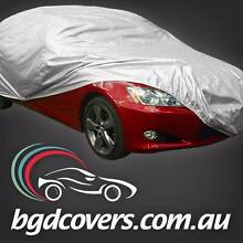 BGD - 799 SILVER COATED POLYCANVAS  CAR COVER  CLEARANCE $5.00 Rye Mornington Peninsula Preview