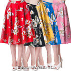 Cotton 50's, Rockabilly Skirts for Women