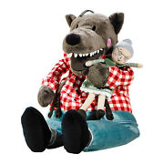 Big Bad Wolf Plush