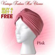 Pink Head Scarf