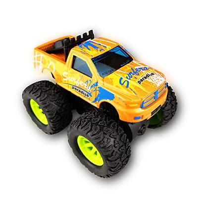 Monster Trucks for Kid Boy, Toy Car for 1-3 Year Old Boy Kid Monster Trucks Toy (Mickey Mouse Toys For 1 Year Old Boy)