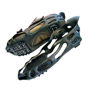 OVER-SHOE-BOOT-ICE-SNOW-GRIPS-GRIPPERS-ANTI-SLIP-CLEATS-STUDS-SPIKES-CRAMPONS