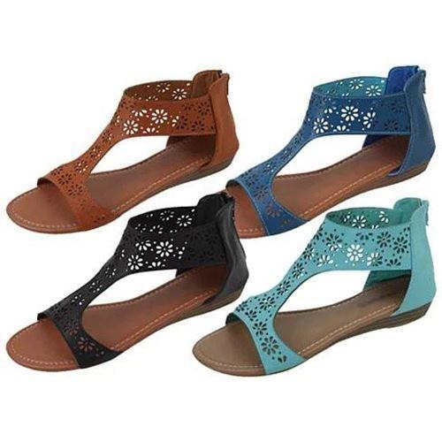 Daisies Summer Sandals