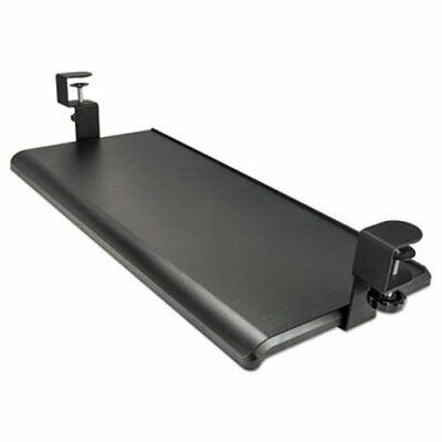 Alera Adaptivergo Clamp-on Keyboard Tray 27 12 X 12 14 Black Alekbt1b