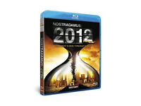 DVD FILM MOVIE BLURAY NOSTRADAMUS 2012 BLU RAY LOOK HINDSIGHT IS 2020 HD HISTORY