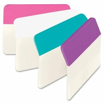 Post-it Repositionable Filing Angle Tabs - Write-on - 24 / Pack - (686apwav)
