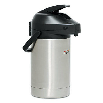 Bunn 32125-0000 Lever Action Airpot - 2.5 Liter Capacity 14-58h