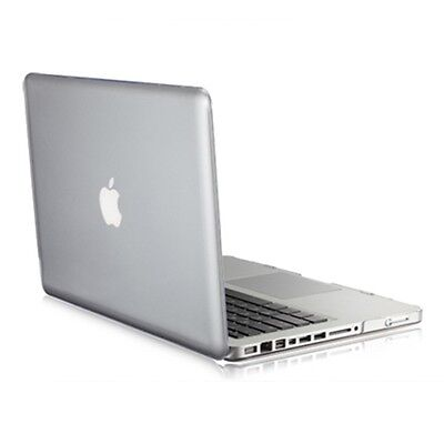 "CLEAR Crystal Hard Case for Macbook PRO 15"" Aluminum"