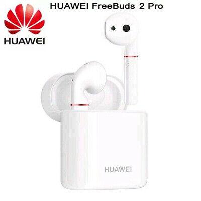 Originais Huawei FreeBuds 2 Pro Fones De Ouvido com caixa de carregador de fone de ouvido Bianc