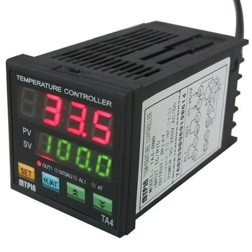 MYPIN TA4-SNR PID Temperature Controller With 1 alarm L3