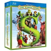 Shrek The Whole Story Blu Ray