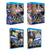 Saint Seiya Blu Ray