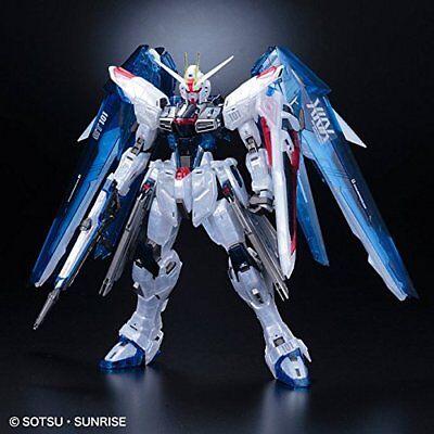 MG 1/100 Gundam Base Limited Freedom Gundam Ver.2.0 Clear Color Bandai Gunpla