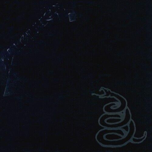 Metallica - Metallica [New Vinyl LP]