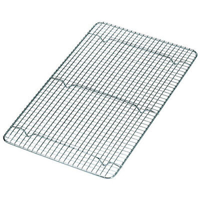 Update International Pg-10 Steam Table Pan Wire Grate Full-size Chrome Plated