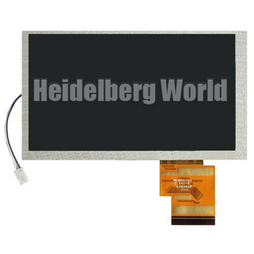 New LCD Panel CLAA062LA01CW  6.2inch With 90 days warranty