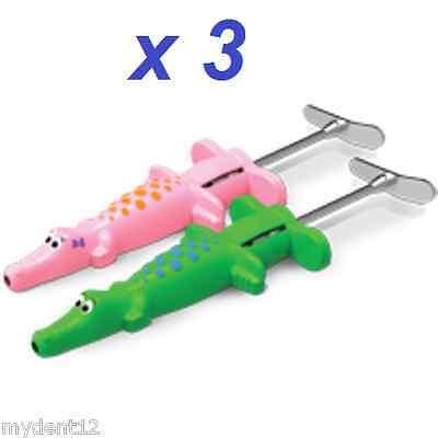 Dental Angelus 3 Pcs Anesthesia Syringe Sleeve Coverage For Syringe Autoclavable