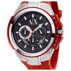 Armani Red Watch