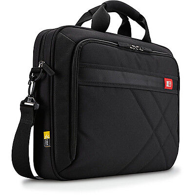 "Case Logic 17.3"" Laptop and Tablet Case - Black on Rummage"