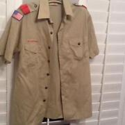 Boy Scout Shirt Youth XL