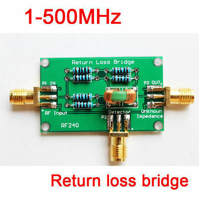 Passive Return Loss Bridge Module 1-500mhz Rf 240
