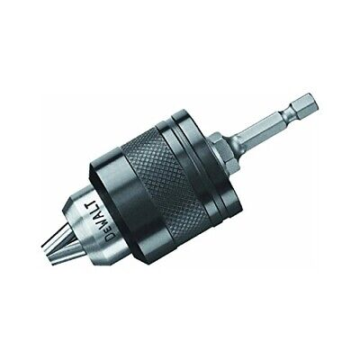 Dewalt 14 In. Quick Connet To 38 In. Keyless Impact Chuck Adapter