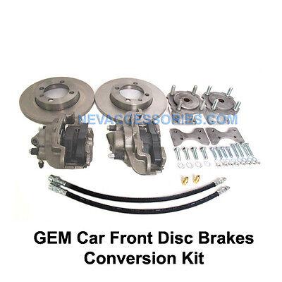 Polaris Gem Car Parts   Electric Car Disc Brake Conversion Kit   1999   2004