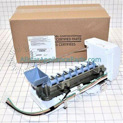 Whirlpool Refrigerator Ice Maker Assembly W10884390