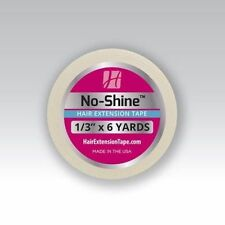 """The Walker NO SHINE Hair Extensions Tape 1/3"""" x 6 Yards Roll"""
