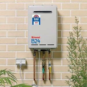 Brand New Rinnai B24 Builders Model Hot Water - NG - Superseded Caringbah Sutherland Area Preview