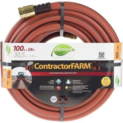 HOSE FARM CONTRACTOR 5/8X100FT