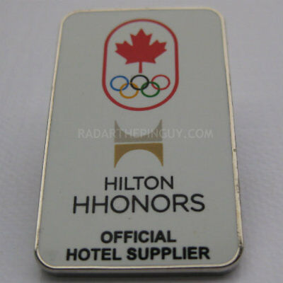 2012 London Summer Olympic Hilton Hhonors Pin