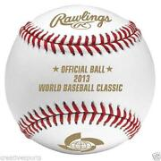 World Baseball Classic Ball