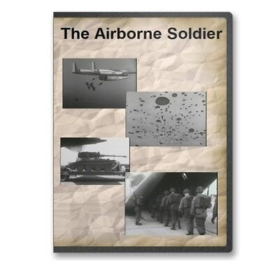 The Airborne SoldierWorld War II WWII Korea Big Picture Documentary DVD A799