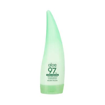 [Holika Holika] Aloe 97% Soothing Lotion (Intensive moisturizing) - 240ml