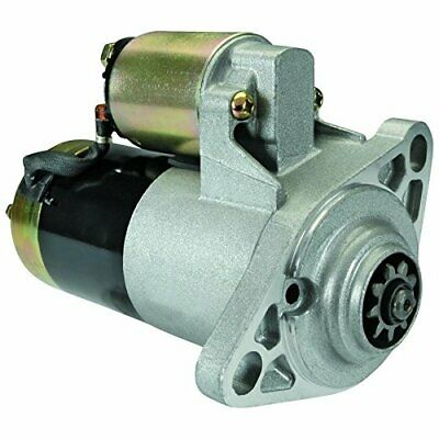 New Starter For Case Ford New Holland Tractors 410-48049