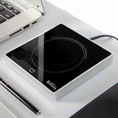 Tassenwärmer (Tassenwärmer, Zoiibuy Kaffeewärmer Multifunktionale Becher-Wärmehaltungsplatte R)