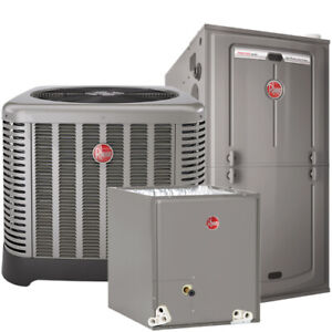 Furnace Air Conditioner Humidifier - Finance Available