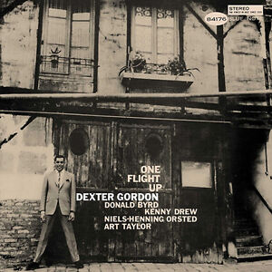 Dexter-Gordon-One-Flight-Up-180g-Limited-Numbered-Edition-Vinyl-Cisco