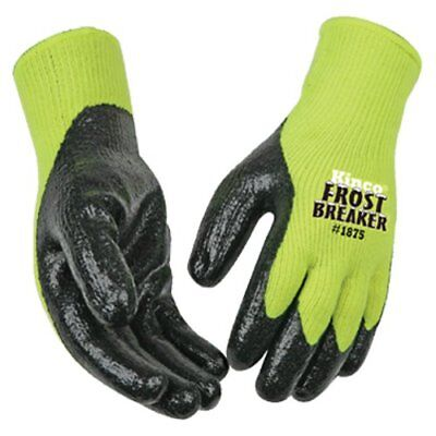 Kinco 1875-xl Frost Breaker Hi-vis Form Fitting Thermal Gloves Size X-large