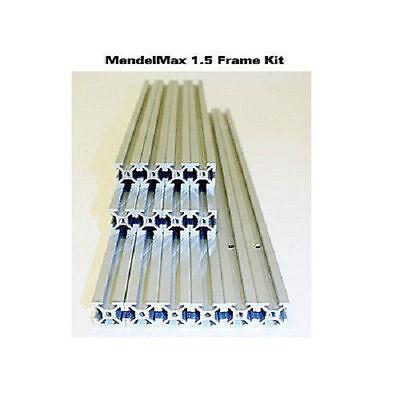 3d Printer Frame Kit Mendelmax 1.5 Extrusion T-slot Aluminium Profile 20x20 - 2