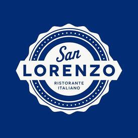 Chef De Partie - Italian Restaurant