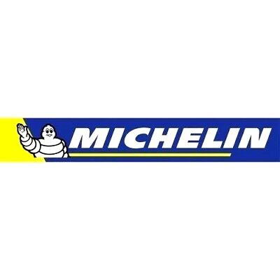 MICHELIN DECAL Factory Effex Michelin 8 in x 1 in Racing Motorcycle Auto Sticker