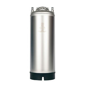 BRAND NEW 5 GALLON CORNELIUS STYLE BALL LOCK KEG