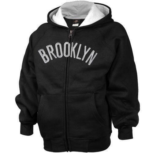best sneakers 65b63 6db31 promo code for nba hoodies new jersey brooklyn nets black ...