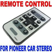 Pioneer Car Stereo Remote