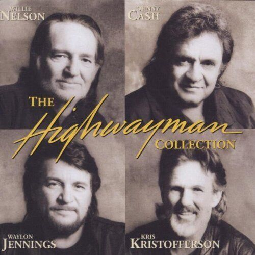 The Highwaymen-The Highwayman Collection  CD NEW