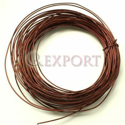 Enamelled Copper Wire (1.02 mm) 18 gauge-10 Meter Best for Jewelry Making