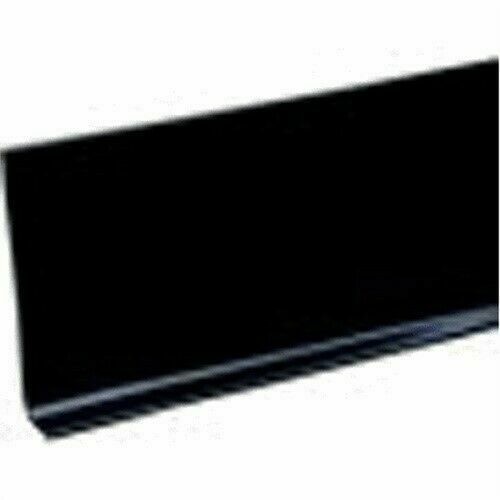 MD Building Products 75457 Vinyl Wall Base Bulk Roll 4 Inch-by-120-Feet, Black