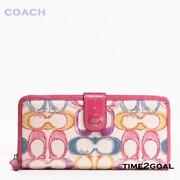Coach Scribble Wallet